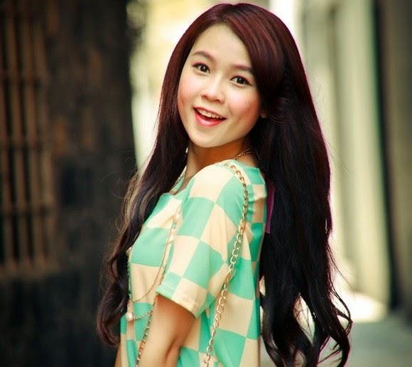Ngắm hot girl Việt xinh đẹp raw