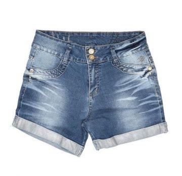 Dicas, imagens e fotos de Bermudas Jeans Femininas