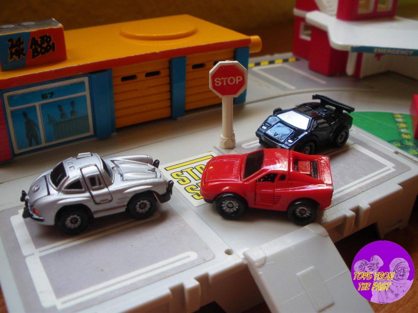 micro machine cars