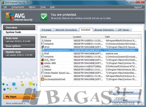 AVG Internet Security 2012 Full Keygen 3