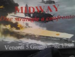 """Anzio 5 giugno 2015 Convegno """"Midway"""""""