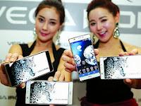 Pantech Vega Iron : Smartphone Pertama Dengan Android KitKat