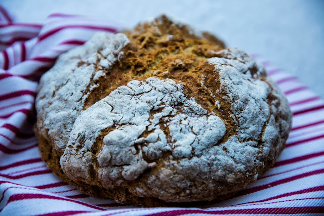 najprostszy chleb domowy