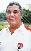 Massagista EC Vitória Tuca