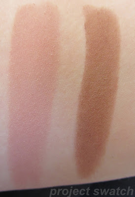 ELF Turks & Caicos Blush and  Bronzer swatches