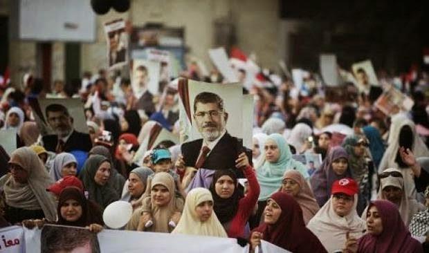 Mesir Vonis 24 Anggota Ikhwanul Muslimin Seumur Hidup