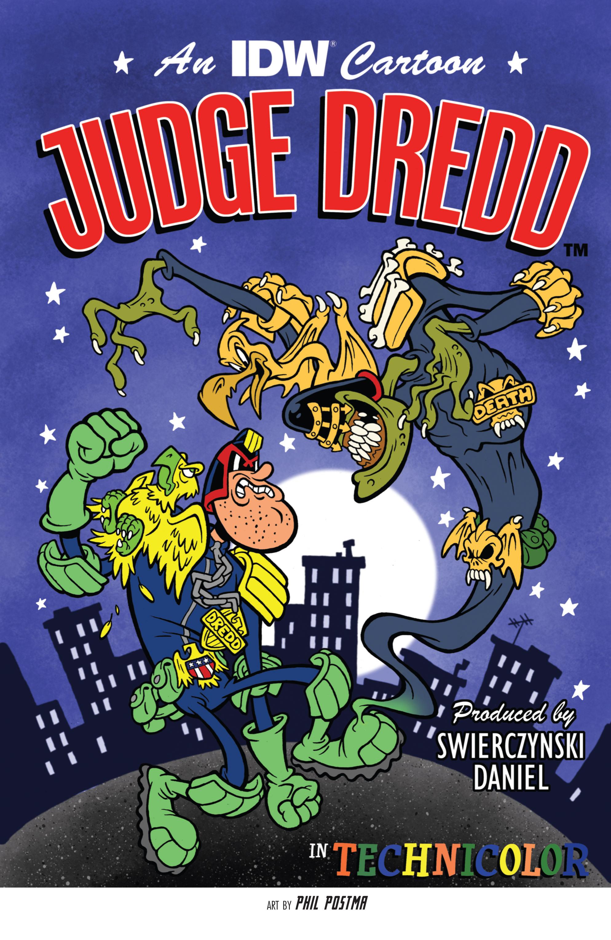 Read online Judge Dredd (2012) comic -  Issue # _TPB 3 - 99