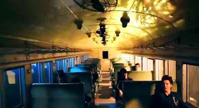 Infinite Paradise train