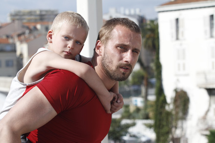 Matthias Schoenaerts Rust and Bone