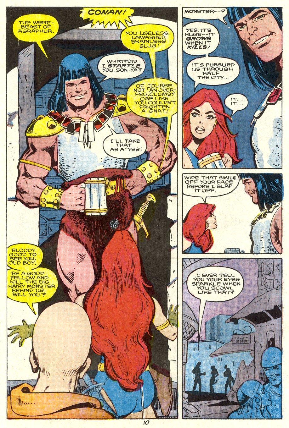 Conan the Barbarian (1970) Issue #204 #216 - English 11