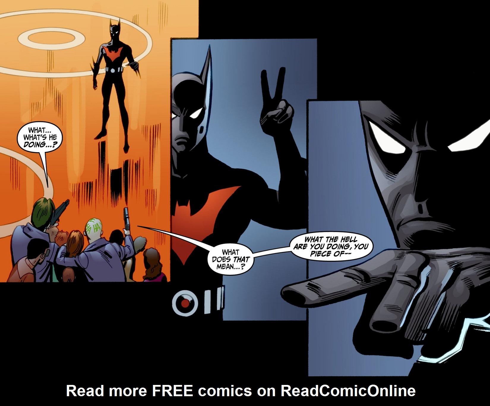 Batman Beyond (2012) Issue #9 #9 - English 12