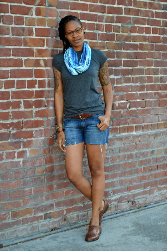 summer scarf {who is that girl Mo?}