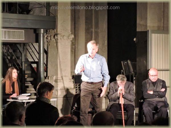 Giornata della memoria 2015 consiglio di zona 4 Milano Palazzina Liberty