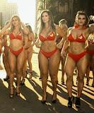 Candidatas a Miss Bumbum exibem mais do que charme!