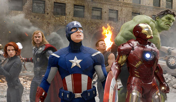 The Avengers, directed by Joss Whedon