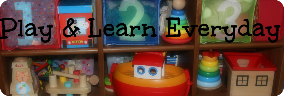 Play &amp; Learn Everyday