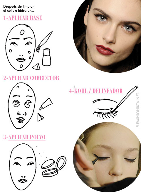 Limaglam do it yourself maquillaje paso a paso - Como maquillarse de dia paso a paso ...