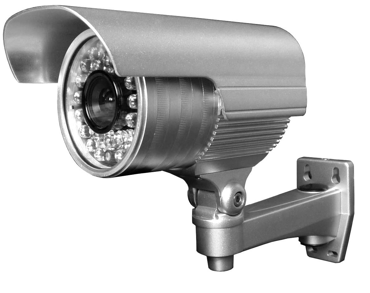 How Security Cameras Work HowStuffWorks
