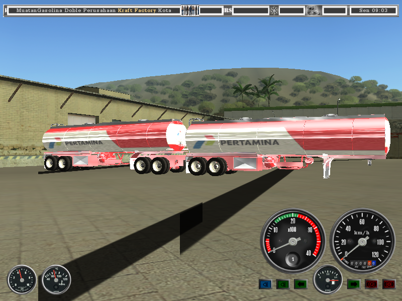 Of Steel Convoy Truck Game For Pc By Scs Software153