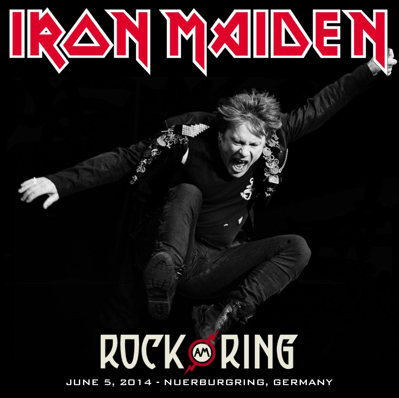 Iron Maiden Va Tour