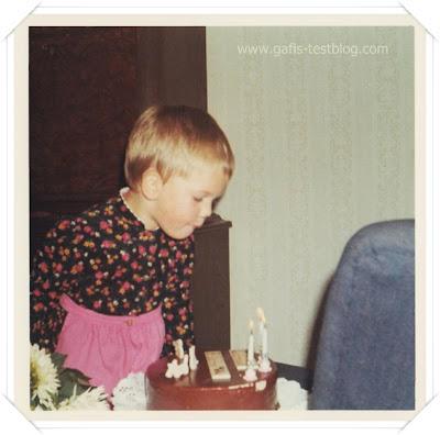 3. Geburtstagstorte