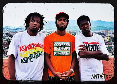 Conheça o Trampo dos manos do grupo Antiéticos do Rio de Janeiro!