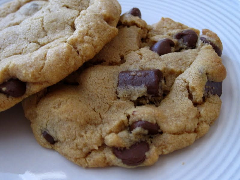Alissamay's: Peanut Butter Chocolate Chunk Cookies