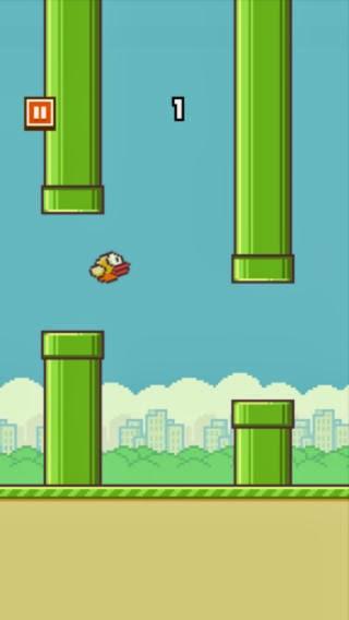 Download Game Flappy Bird Untuk HP Android Terbaru Gratis
