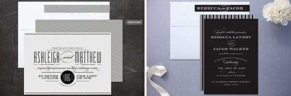 minted.com wedding invitations, wedding invitations