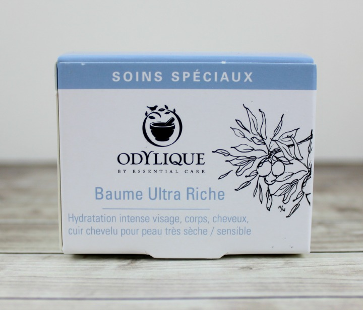 Odylique Ultra Rich Moisture Balm box French