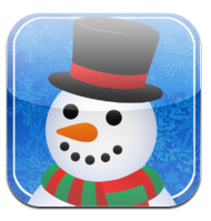 https://itunes.apple.com/us/app/frosty-talking-snowman-free/id486998527?mt=8