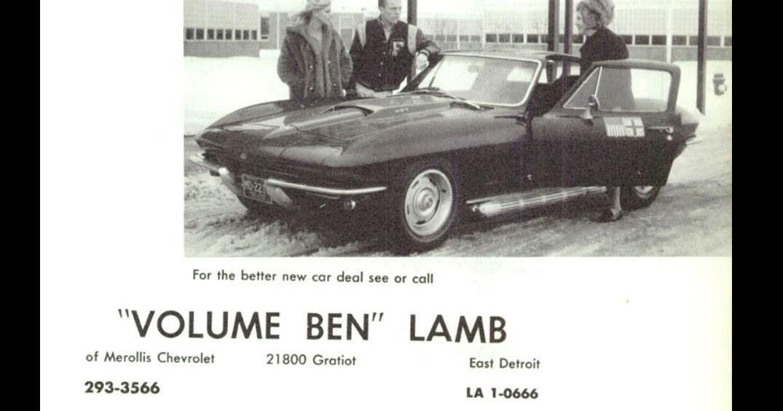 Annualmobiles Volume Ben Lamb