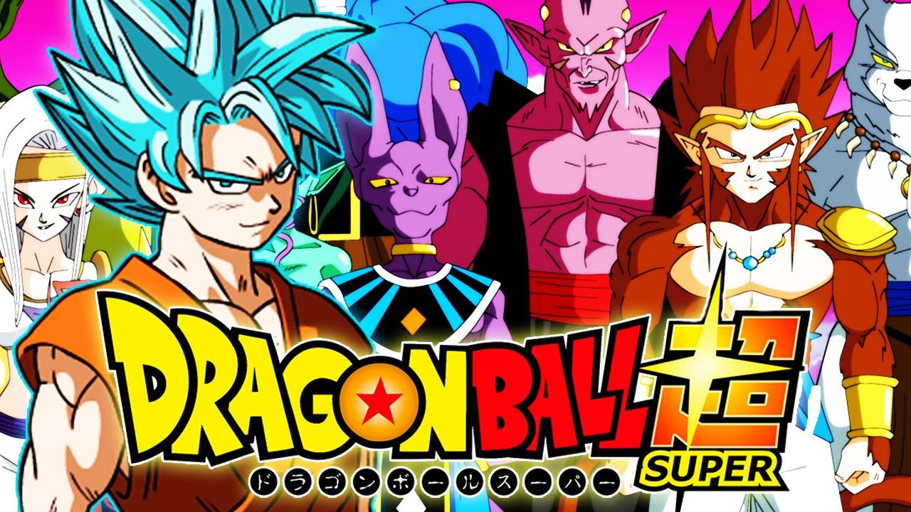 Dragon Ball Super 2015 ENGLISH