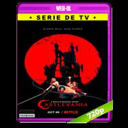 Castlevania Temporada 2 Completa WEB-DL 720p Audio Dual Latino-Ingles