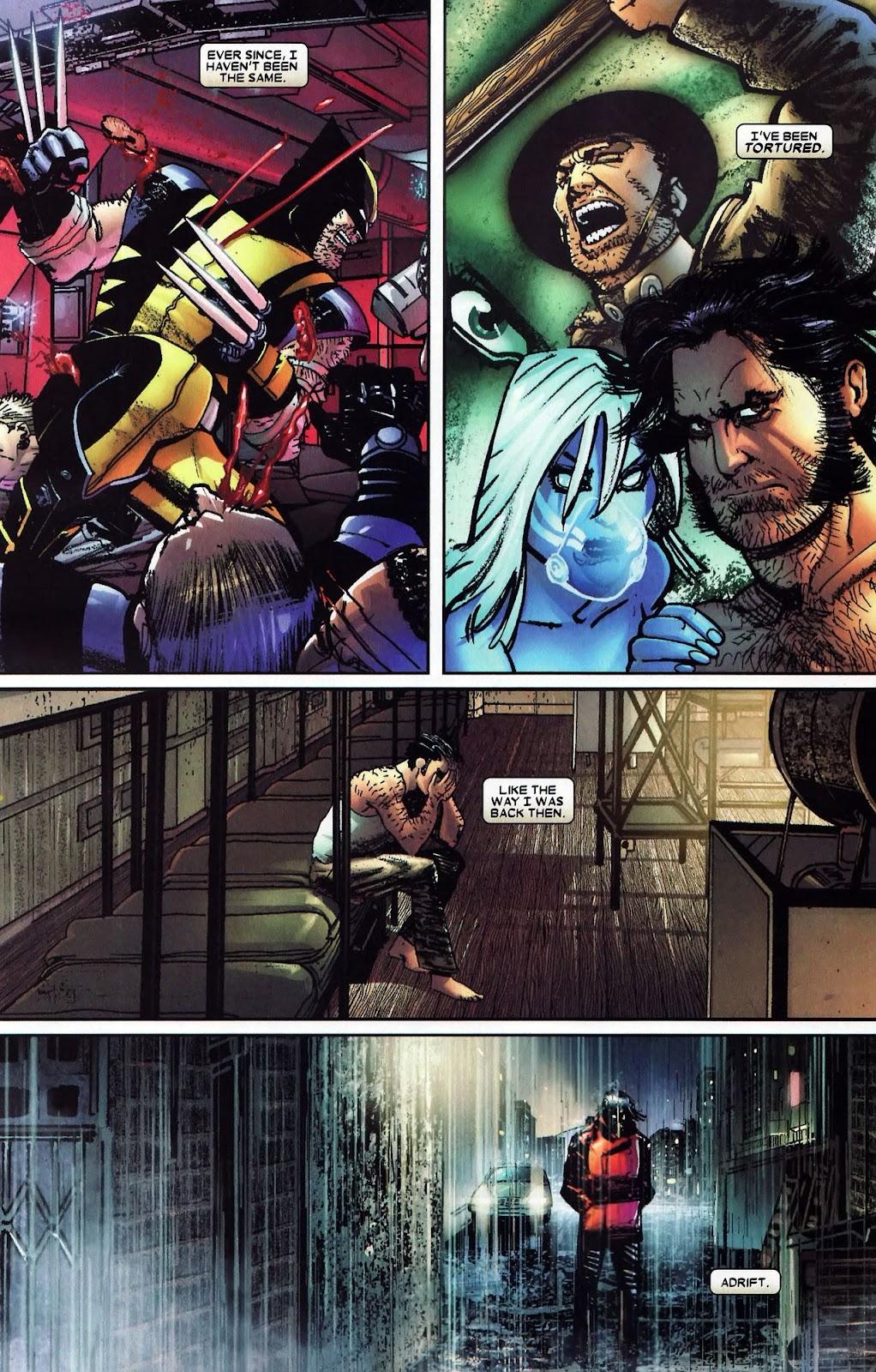 Read online Wolverine (2003) comic -  Issue #59 - 21