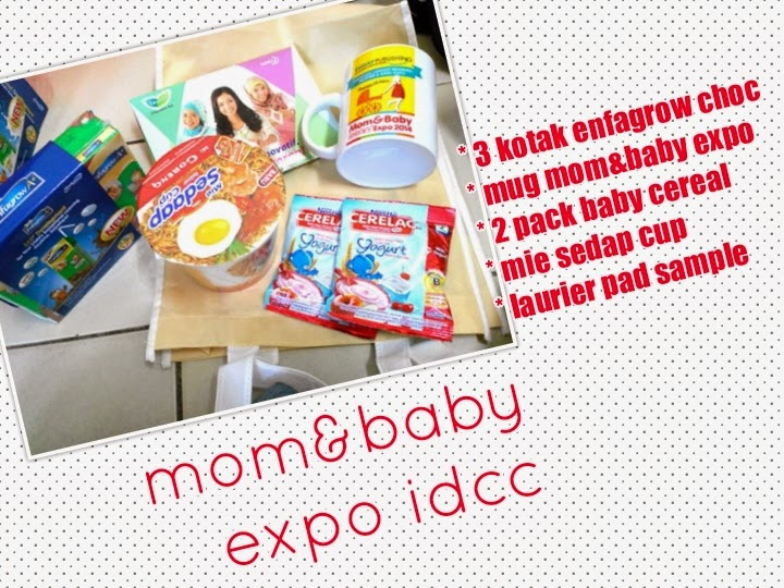Mom & Baby Expo 2014 @ IDCC Shah Alam