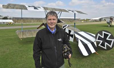 Bruce Dickinson - Fokker Dr1