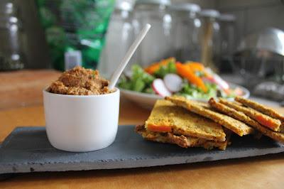 Raw Vegan Pâté