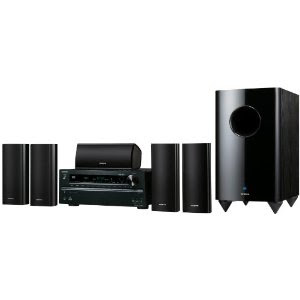 Image of Onkyo HT-S7409 5.1-Channel Network A/V Receiver/Speaker Package