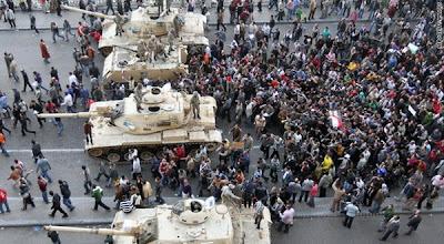 Inggris hentikan pengiriman peralatan militer ke Mesir