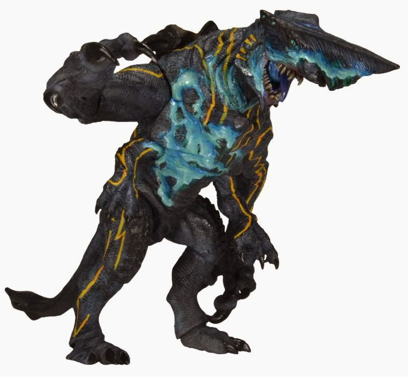 Trespasser - Trespasser is the first Kaiju to emerge from the breach    Pacific Rim Kaiju Knifehead