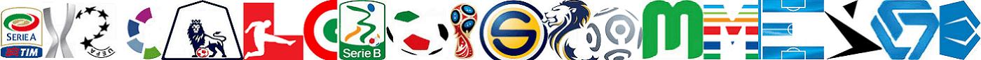 Pronostici calcio Serie A B Premier Champions League Bundesliga Liga Ligue1