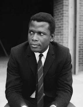 I enjoyed shining the spotlight on Sidney Poitier in February 2013