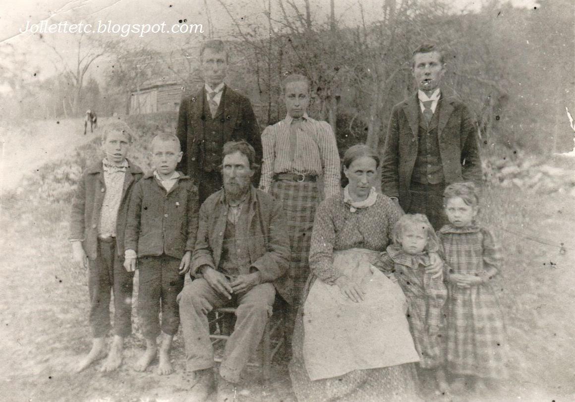 Family of Adam and Caroline Kohne Hardy County, West Virginia  http://jollettetc.blogspot.com