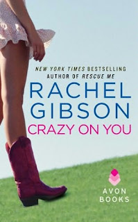Book cover of Crazy on You by Rachel Gibson (Lovett, Texas #2)