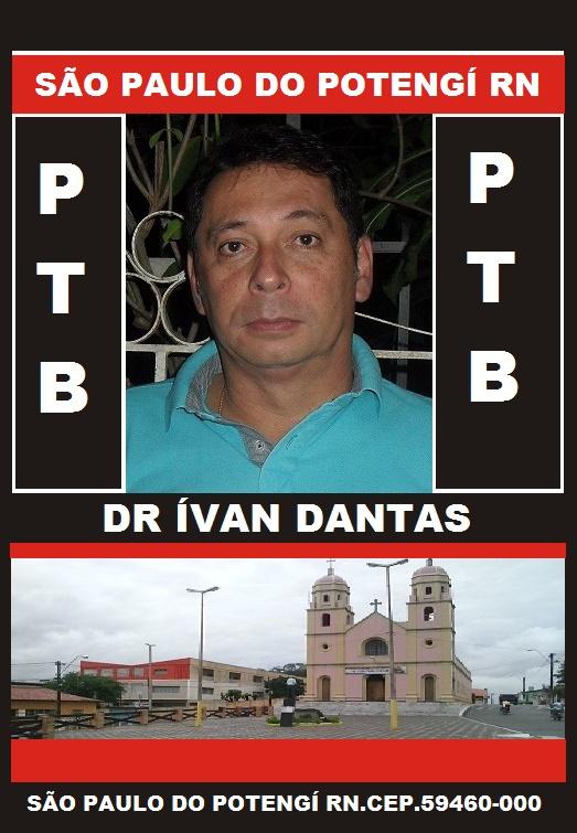 DR IVAN DANTAS SÃO PAULO DO POTENGI RN