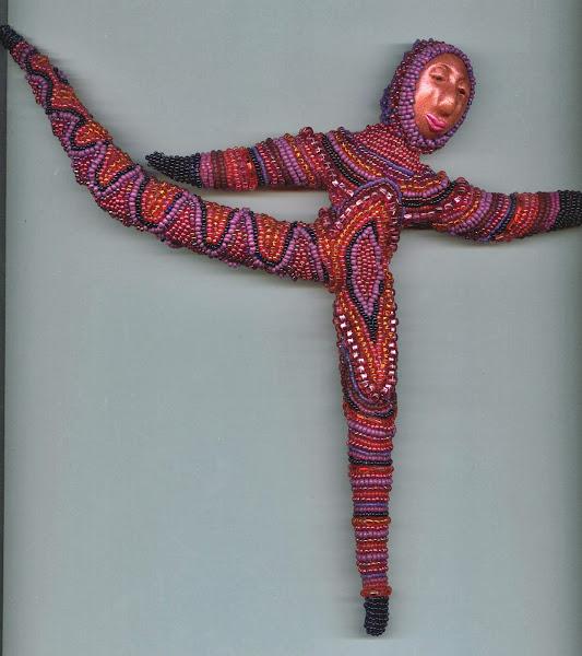 Red Dancer Doll