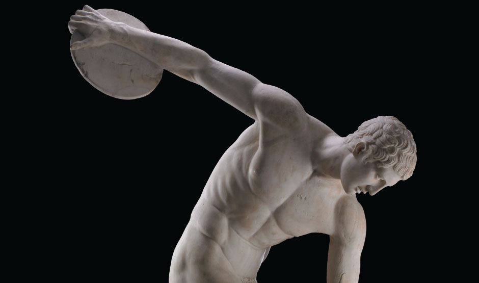 The Body Beautiful In Ancient Greece At The Dallas Museum
