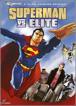 Capa - Superman Contra A Elite