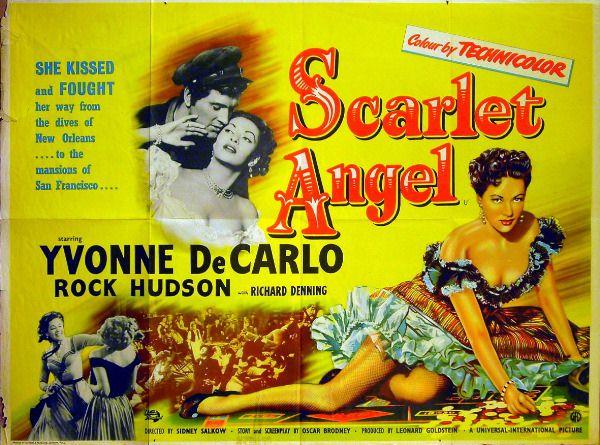 """Scarlet Angel"" (1952)"